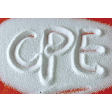 PVC Additives of  Chlorinated Polyethylene CPE